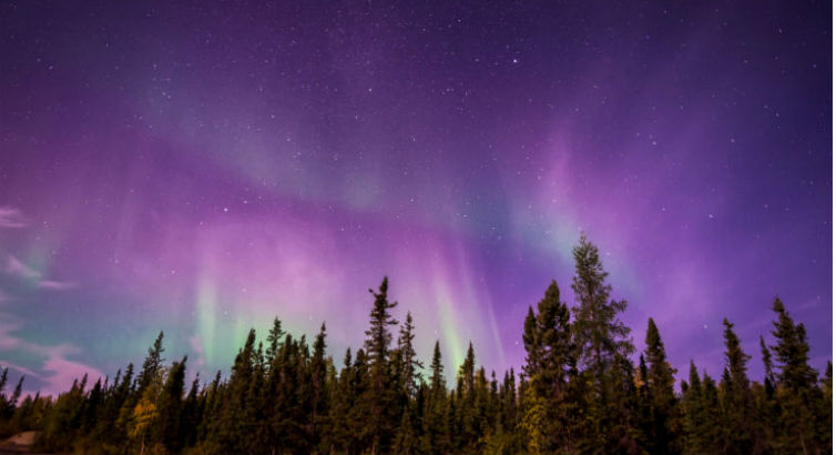 canada northern lights sites