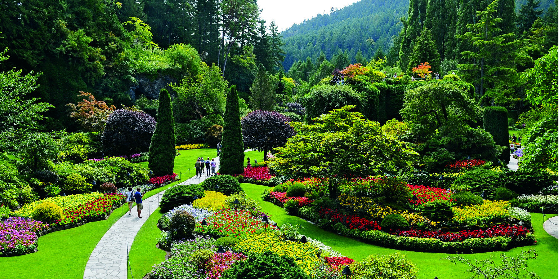 10 Facts About Butchart Gardens Vancouver Island