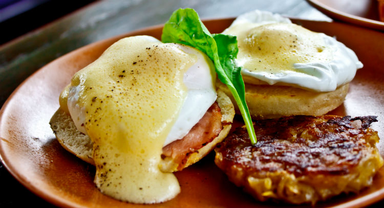 Brunch spots in Vancouver