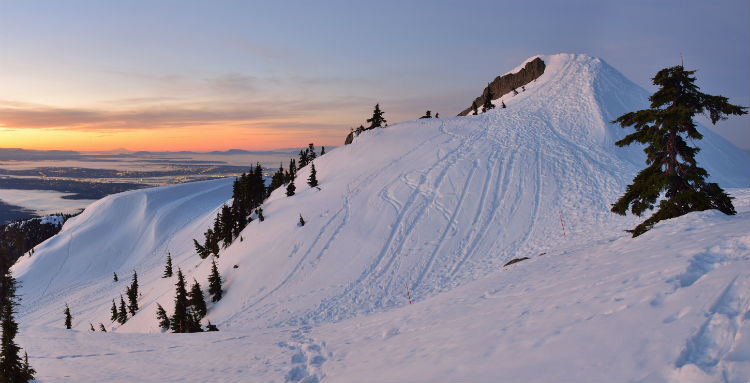 Mount Seymour Vancouver