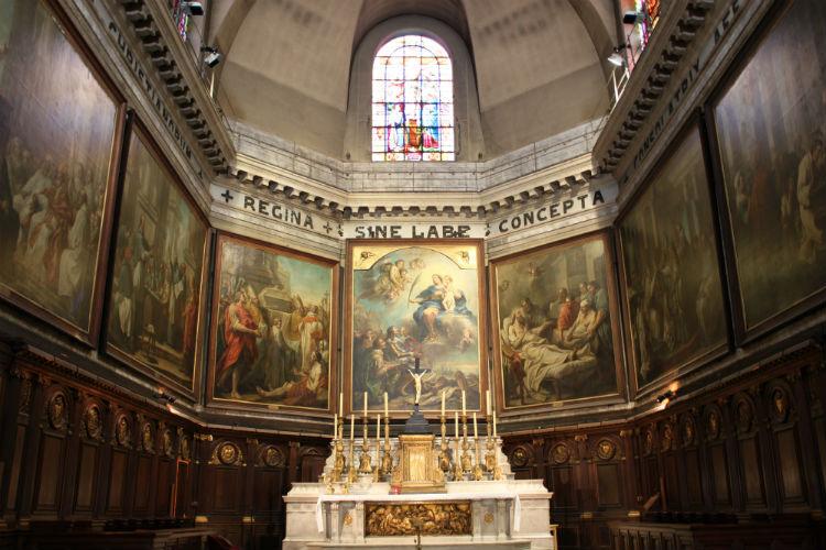 Basilique Notre-Dame-des-Victoires