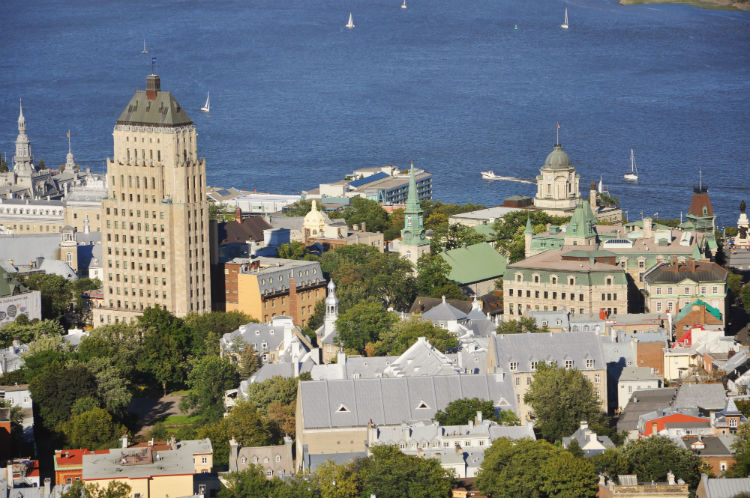 An architectural guide to Quebec City - Canada Travel