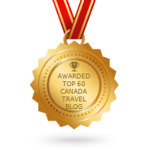 Canada Travel Blog Award
