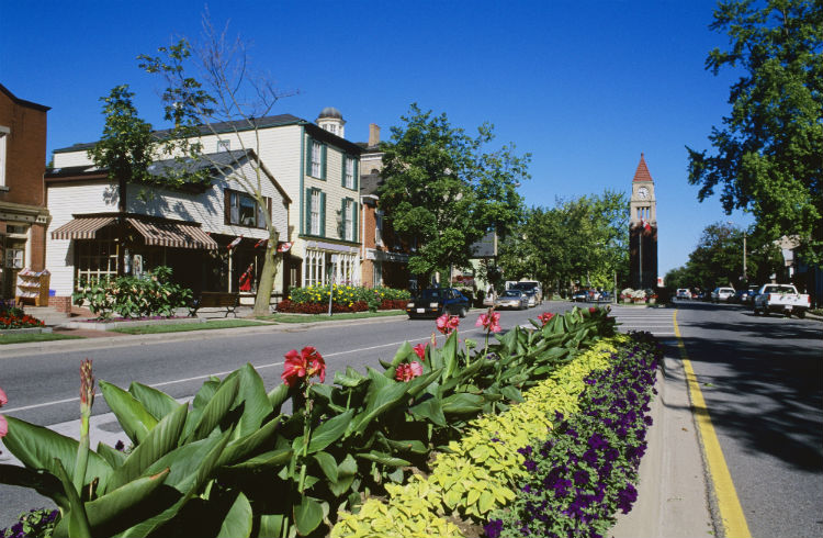 Niagara-On-The-Lake, Canada