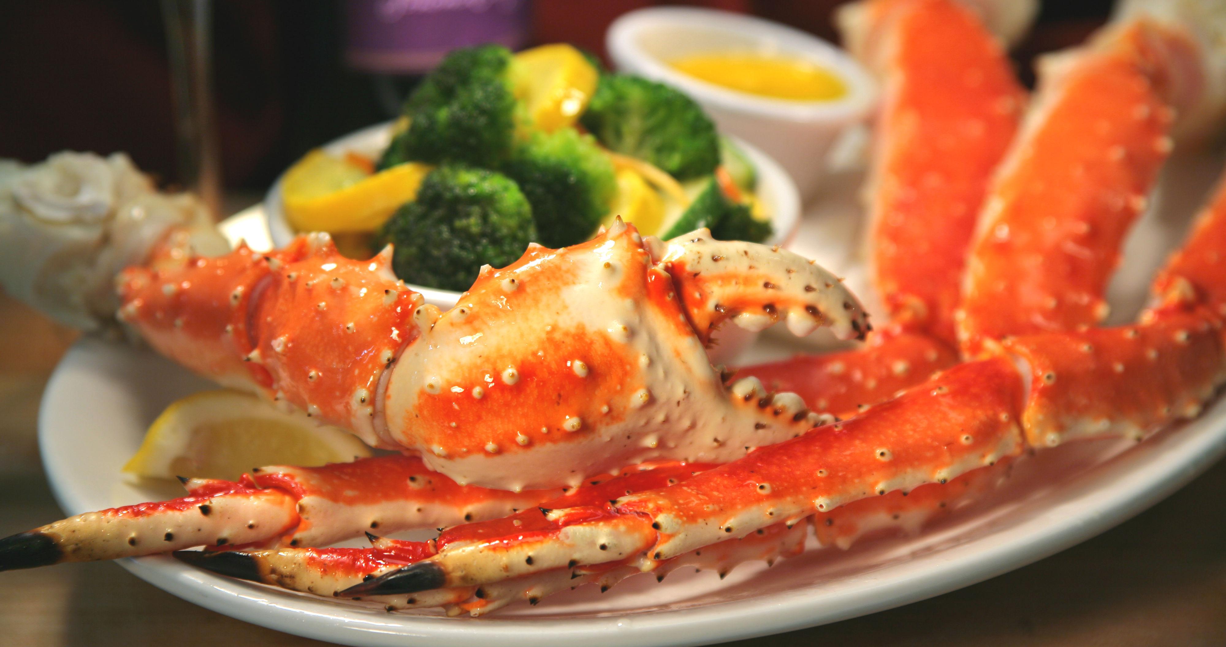King Crabs in Alaska