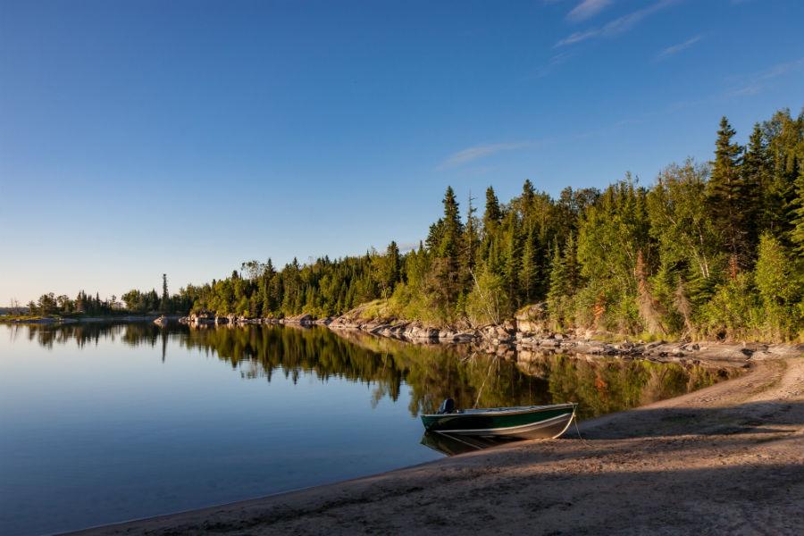 Nutimik Lake